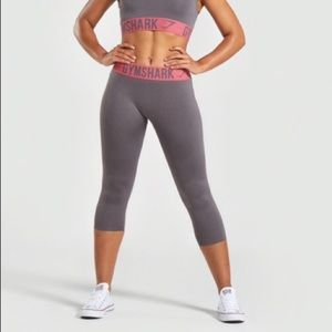 Gymshark New with Tags Fit Cropped Leggings